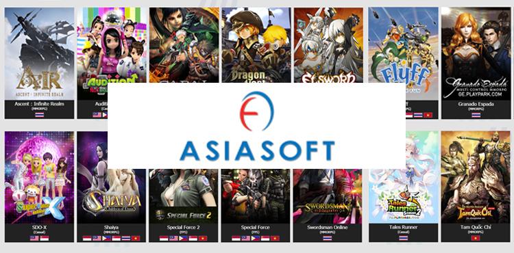 เกม ของ asiasoft